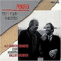 Prokofiev: The 5 Piano Concertos (1997-01-01)