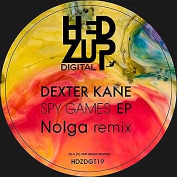 Spy Games EP + Nolga remix