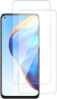 Wuzixi Xiaomi Mi 10T Pro 5G Screen Protector.HD transparent scratch-resistant tempered glass screen protector, Screen Prot...