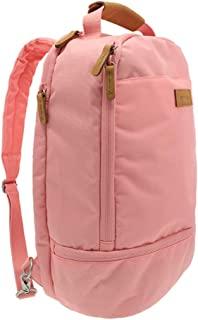 Amber & Ash Everyday Backpack - Laptop Bag for School, College, and Work - Water Resistant Travel Backpack for Women and Men with Luggage Sleeve - Fits 15.6 Inch Laptop [Lipstick Red] Pink Orchid Pink 15.6 inches