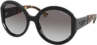 نظارات شمسية من برادا باطار اسود PR 22 XS 1AB0A7