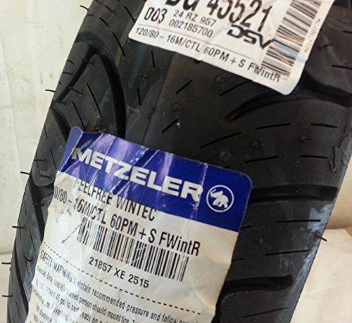 Neumático Neumático 120/80–1660P Tubeless Kenda goma M/C