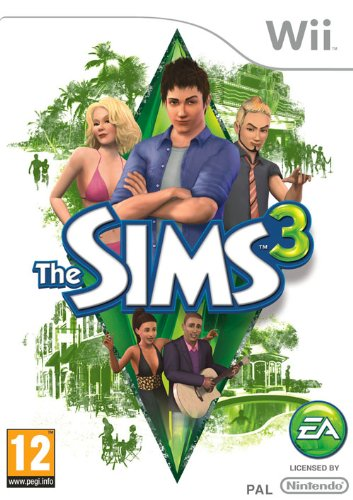 The Sims 3 (Nintendo Wii) [import anglais]