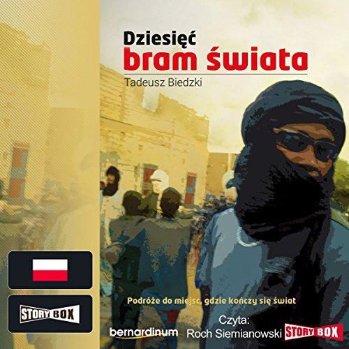 Dziesiec bram swiata audiobook cover art