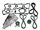 Timing Belt Kit Replacement for Mazda Miata (1994 1995 1996 1997 1998 1999 2000) Water Pump Tensioners seal...