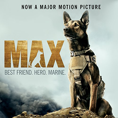 Max audiobook cover art