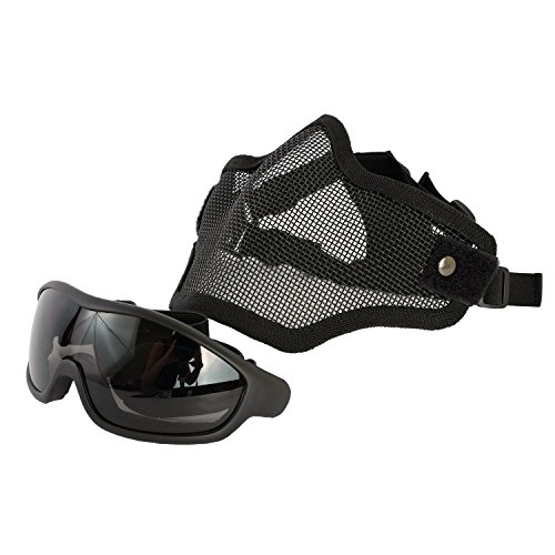 Swiss Arms Tactical Mask and Goggle…