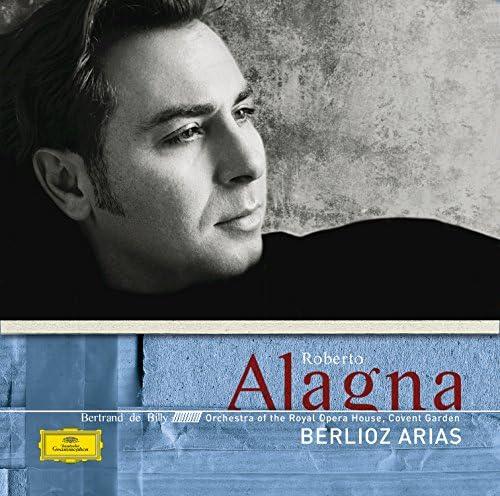 Roberto Alagna, Orchestra of the Royal Opera House, Covent Garden & Bertrand de Billy
