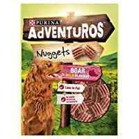 Rich in meat Low in fat Easy to rip into smaller pieces Complementary pet food for adult dogs Re-sealable zip for freshness