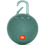 JBL CLIP 3 - Waterproof Portable Bluetooth Speaker - Teal