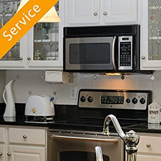 Over-the-Range Microwave Oven Installation