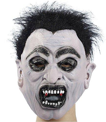 Terreur Zombie Masque Halloween Party Masque pour fête costumée Cosplay masque
