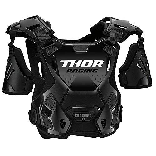 THOR MX Guardian Kinder Brustpanzer Protektor 2020 schwarz
