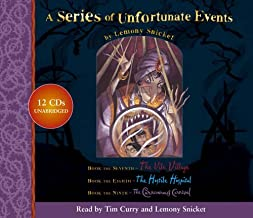 A Series of Unfortunate Events - Lemony Snicket Gift Pack: 7-9: The Vile Village, The Hostile Hospital, The Carnivorous Ca...