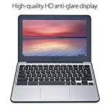 Compare technical specifications of ASUS Chromebook-Laptop (C202SA-YS04)