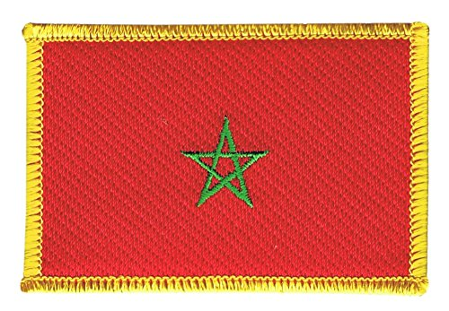 Flaggen Aufn/äher Patch Syrien Fahne Flagge NEU