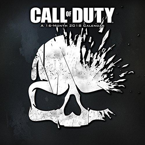 Call of Duty 2018 Wall Calendar