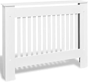 "Canditree 44"" MDF Radiator Cover Heating Cabinet, Decor for Living Room"