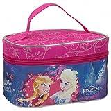 Disney Frozen Die Eiskönigin Kinder Beauty Bag ca. 19 cm Kosmetikkoffer Kulturtasche Kosmetiktasche