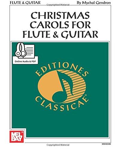 Christmas Carols for Flute & Guitar (Editiones Classicae)