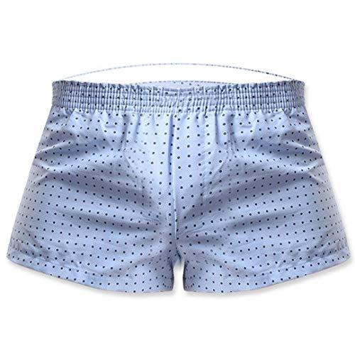 Pantalones Cortos De Boxeador para Hombres para Cortos Hombres Pantalones De Hombre...