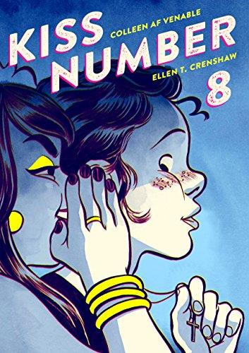 Amazon.com: Kiss Number 8 eBook: Venable, Colleen AF, Crenshaw ...