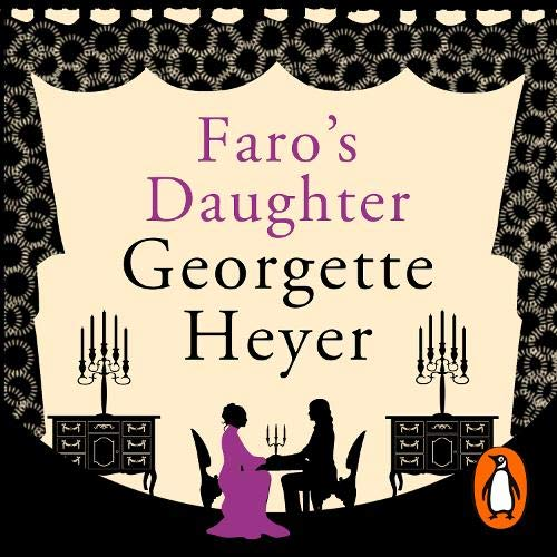 Faro's Daughter cover art