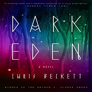 Dark Eden audiobook cover art