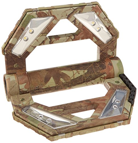 Might-D-Light LED140C LED Rechargeable Worklight, Camo