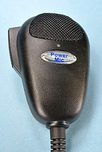 Premium Series 4 PIN Power Microphone for Cobra/Uniden - ProComm PSM4PM