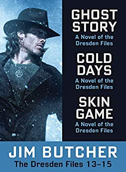 The Dresden Files Collection 13-15  The Dresden Files Box-Set Book 3