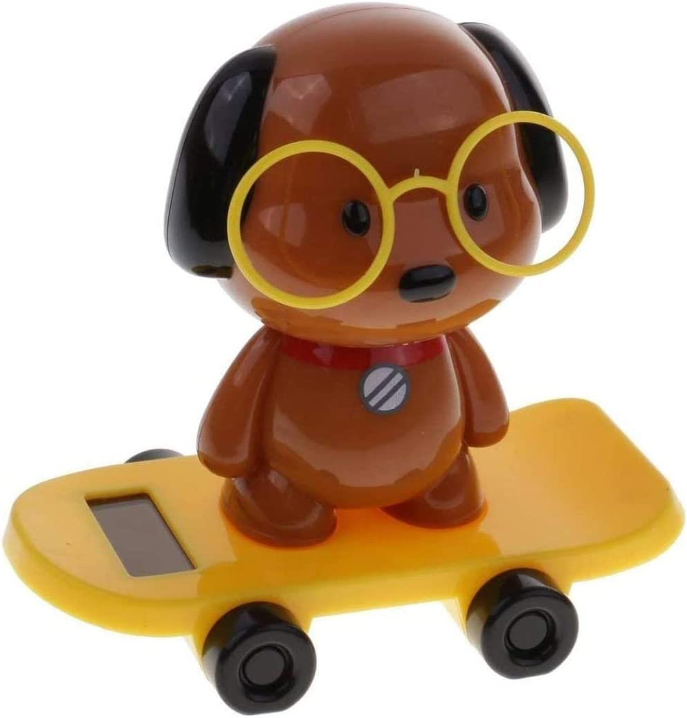 SEAL limited product Dallas Mall TONG 1 Piece Solar Wobble Skateboard on Figure P Dancing