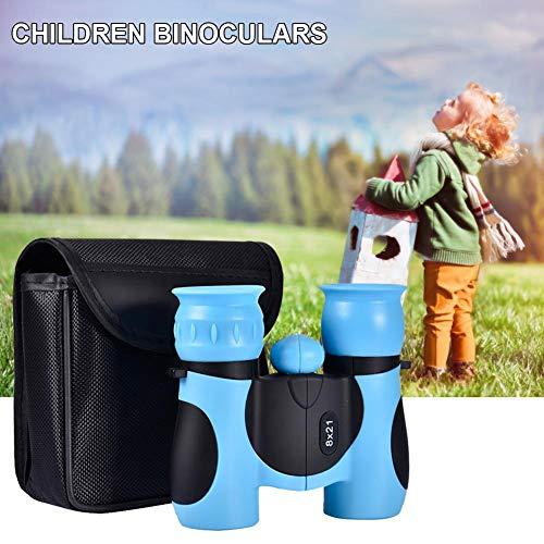 Sue-Supply Fernglas für Kinder 8x21 Hochauflösendes Kinderfernglas Tragbar für Vogelbeobachtung Lernen Sternbeobachtung Geschenk für kleine Entdecker Abenteurer