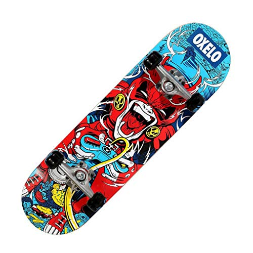 Great Deal! Skateboards Caster Scooters Four-Wheeled Scooter Adult Road Board Children's Fish Plate ...