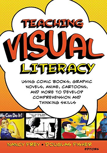 Top teaching visual literacy using comic books for 2020