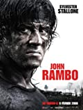Rambo – Sylvester Stallone – French Imported Movie Wall