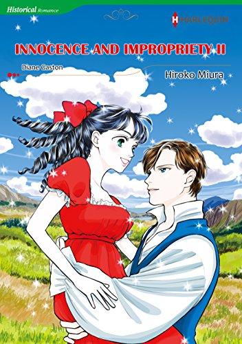 Innocence And Impropriety 2: Harlequin comics (English Edition)