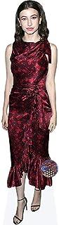 Katelyn Nacon (Red Dress) Miniatyr Storlek