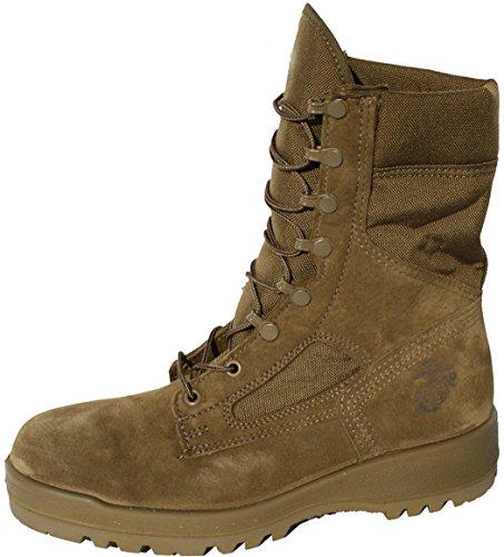Bates 25501 Mens USMC Lightweight Hot Weather Boot 6 3E US