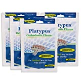 Platypus Ortho Flossers for Braces 30-Count Bag (4 Pack)