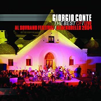 The best of giorgio conte - live in sovravo festival - alberobello 2004