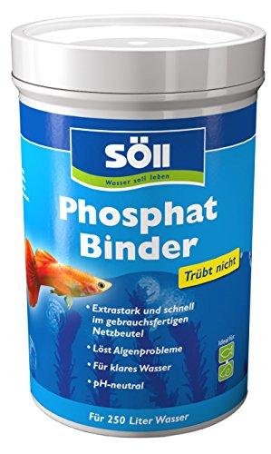 Söll 14789 PhosphatBinder - Beugt Algenproblemen vor - 150 g