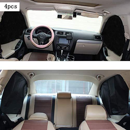 ZATOOTO Sonnenschutz Baby, Auto Fenster Sonnenschutz Magnetisch, Universal Fit, Mehr Magnete