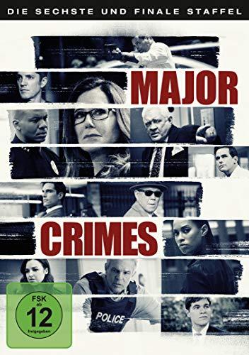Major Crimes - Die komplette sechste Staffel [3 DVDs]