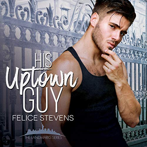 His Uptown Guy audiobook cover art