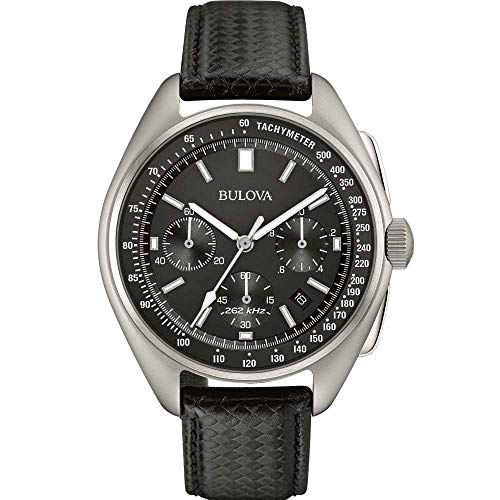 Bulova Men's Lunar Pilot Chronograph Watch...