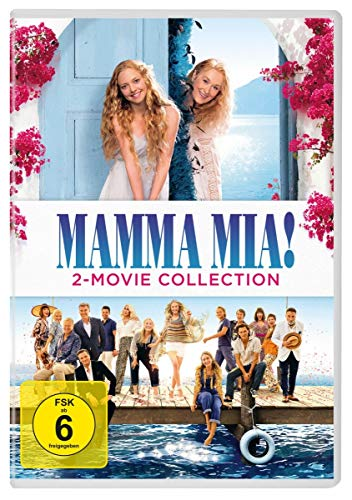 Mamma Mia! 2-Movie Collection [2 DVDs]