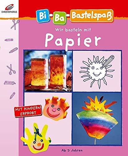 Herder 53205 - Bi-Ba-Bastelspass Papier