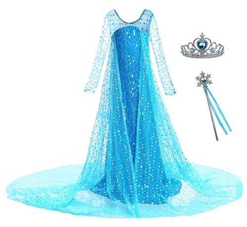 (50% OFF) Girl's Princess Dress $19.99 – Coupon Code