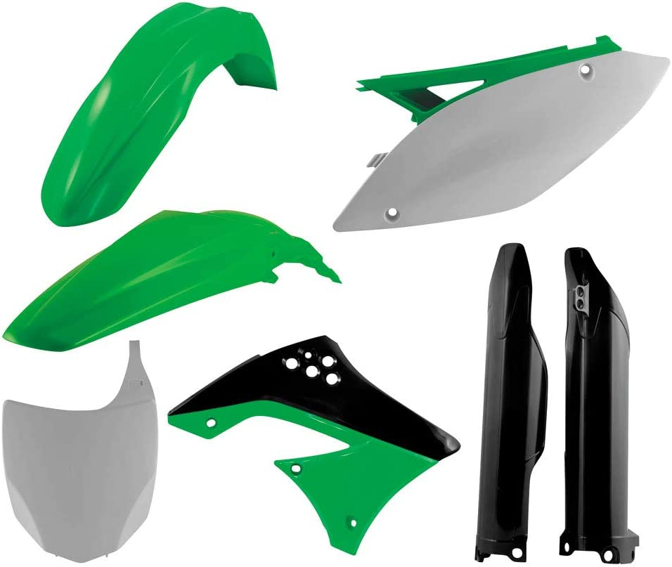 mart Acerbis Full Plastic Kits Kx450F '09-10 Kaw Special price for a limited time Orig